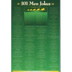 101 Man Jokes (101...