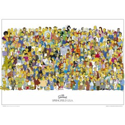 The Simpsons - Springfield...