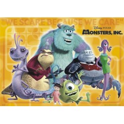 """Monsters, Inc. - """"We scare..."""