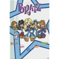 Bratz, MAXI 2 plakat 64 x...