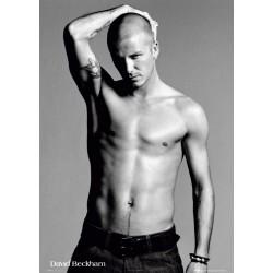 David Beckham, MAXI plakat...