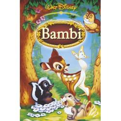 Bambi i skoven, Disney,...