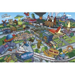 The Simpsons - Springfield,...