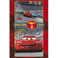 Cars (Biler) - Racerløb,...