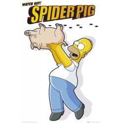 The Simpsons - SpiderPig,...
