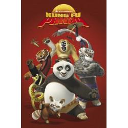 Kung Fu Panda, MAXI plakat...
