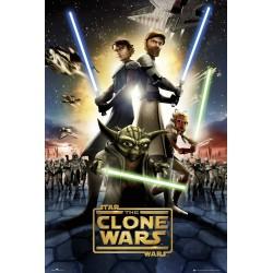 The Clone Wars, MAXI plakat...