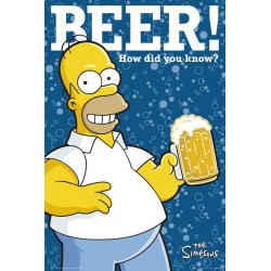 Homer Simpson: Beer! How...