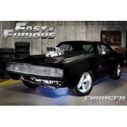 Fast and Furious - Charger...