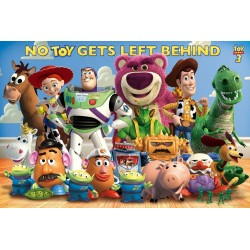 Toy Story 3 - filmplakat,...