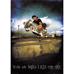Skateboard - 'Scuse me...