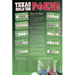 Texas Hold 'em Poker, - How...