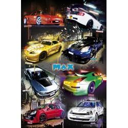 Max Power, Cars, MAXI...