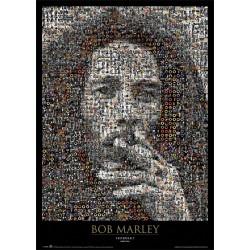 Bob Marley mosaik, MAXI 2...