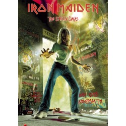 Iron Maiden, - The Early...