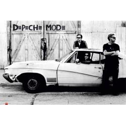 Depeche Mode, MAXI plakat...