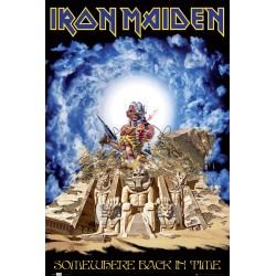 Iron Maiden, - Somewhere...