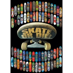 Skate or die, 68,...