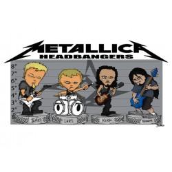 Metallica, Headbangers,...