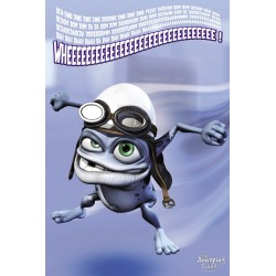Crazy Frog - The annoying...
