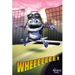 Crazy Frog - Wheeeeeee!
