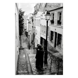 Le Baiser / The Kiss (Kysset)