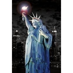 Frihedsgudinden / Statue of...