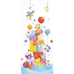 Børnefødselsdag - 86 x 200 cm