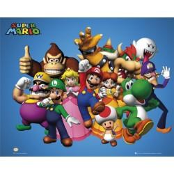 Super Mario - Nintendo...