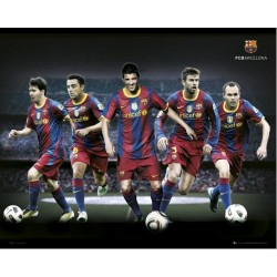 FC Barcelona (Midi plakat)