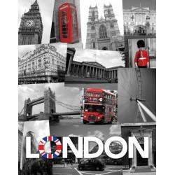 London (Midi plakat)