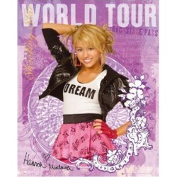 Hannah Montana - World Tour...