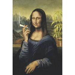 Mona Lisa ryger pot