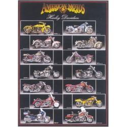 American Motos - Harley...