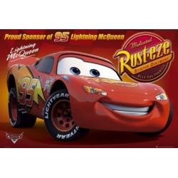 Cars (Biler) - filmplakat