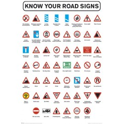 Know Your Road Signs