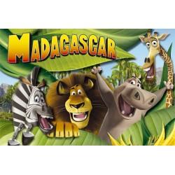 Madagascar - filmplakat
