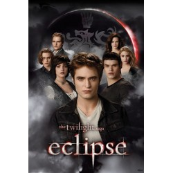 Twilight: Eclipse - filmplakat