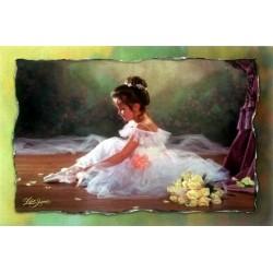 Den Fredfulde Ballerina...