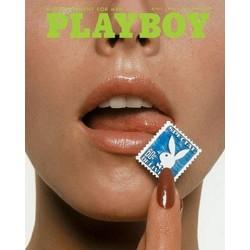 Playboy frimærke (Midi plakat)