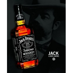 Jack Daniel's lives here...