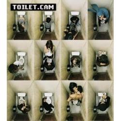 Toilet.cam (Midi plakat)