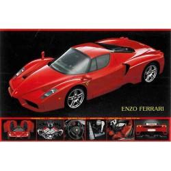 Enzo Ferrari (Midi plakat)