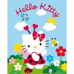 Hello Kitty - Mariehøne...