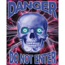 Danger - Do not enter (Midi...