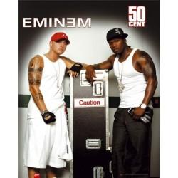 Eminem og 50 Cent (Midi...