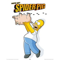 The Simpsons - SpiderPig...