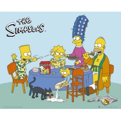 The Simpsons ved...