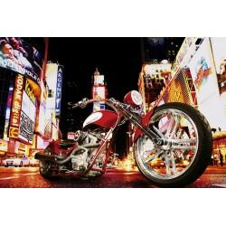 Midnight Rider (Midi plakat)
