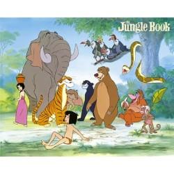 Junglebogen (Midi plakat)